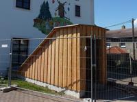 Neubau Autohaus Matthias Mende mit Werkstatt in Mockrehna Bild 1